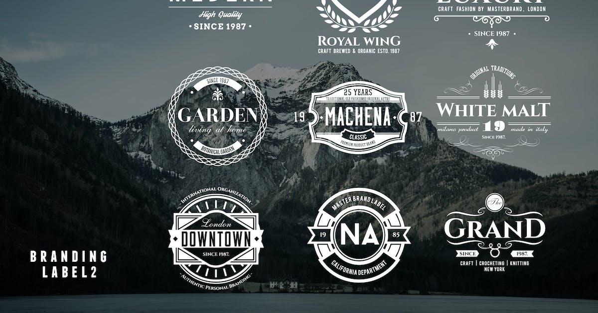 Download Branding Label Vol.2 by BNIMIT
