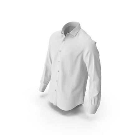 Camisa Hombre Blanco