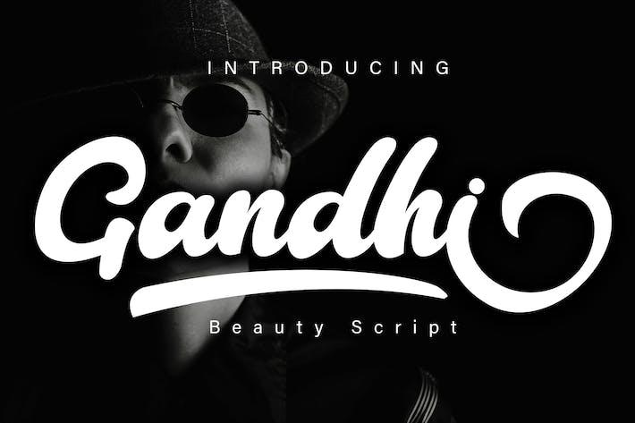 Thumbnail for Gandhi Beauty Script
