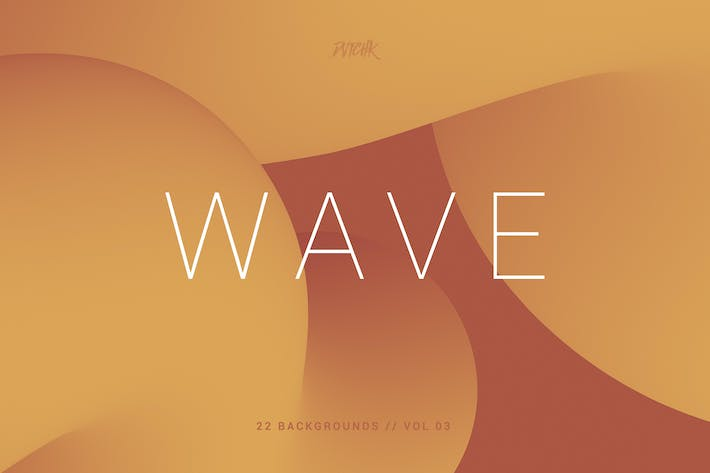 Thumbnail for Wave | Smooth Backgrounds | Vol. 03