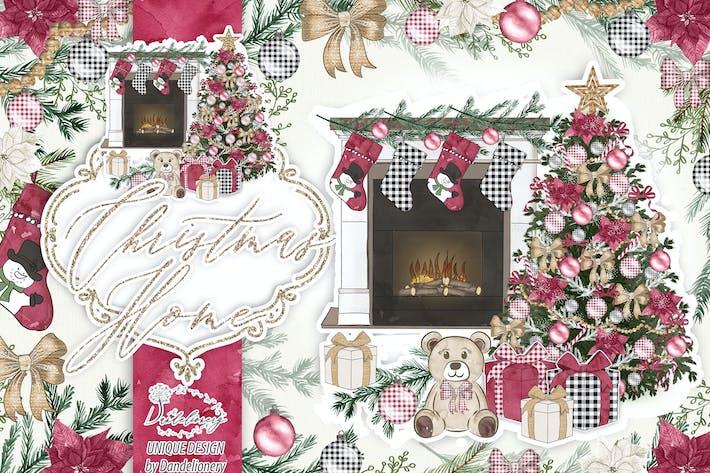 Thumbnail for Weihnachten Home Design