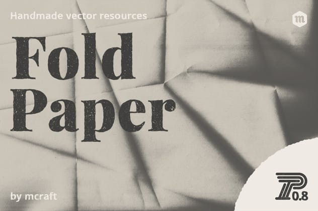 Fold Paper Texture Pack Background