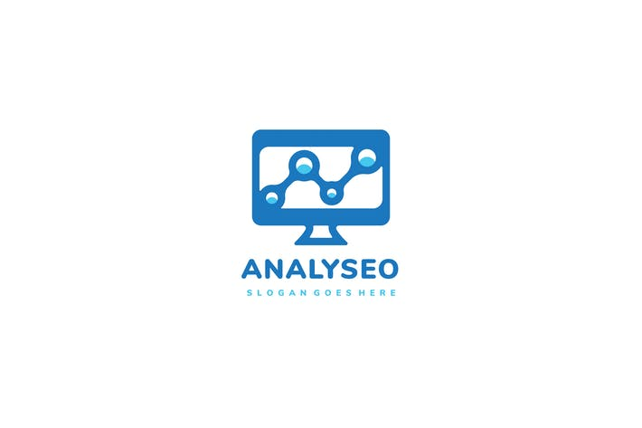 Thumbnail for Logo d'ordinateur Seo