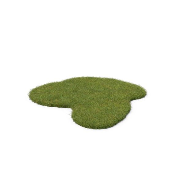 Thumbnail for Grass Irregular Shape