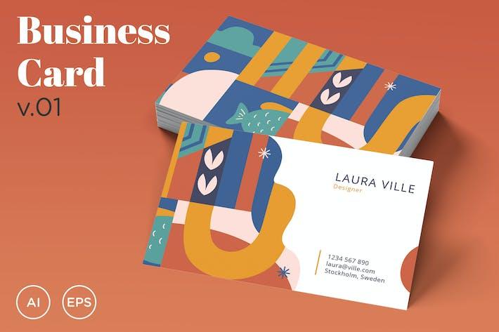 Business Card v.01