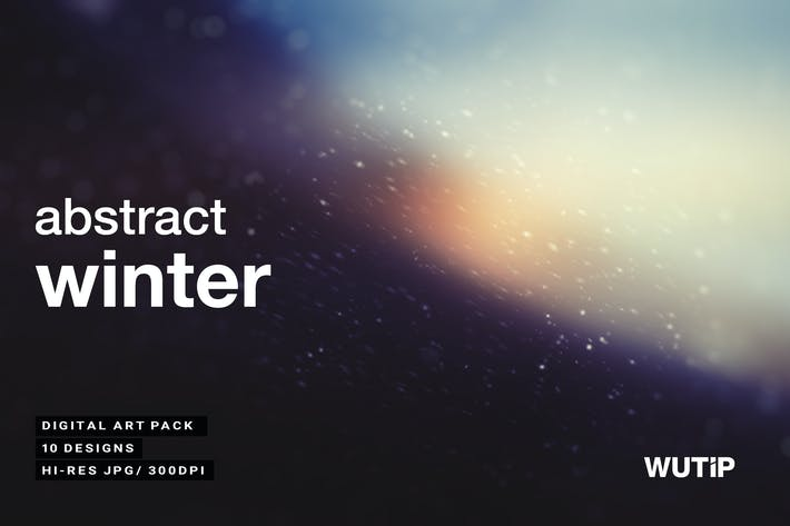 Thumbnail for Abstract Winter Backgrounds