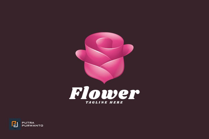 Thumbnail for Flower - Logo Template