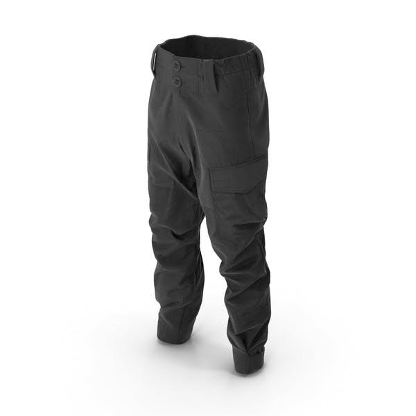 Hunting Pants Black
