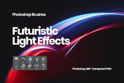 Pinceles Photoshop Efectos de Luz