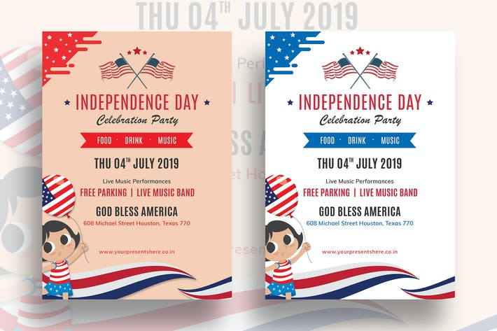 Thumbnail for Independence Day Flyer-02
