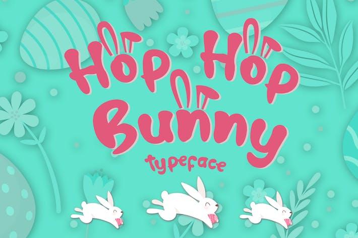 Hop Hop Bunny - Fuente de Pascua