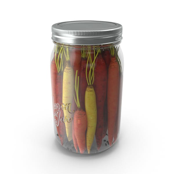 Cover Image for Pickled Carrots