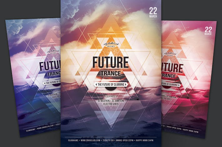 Thumbnail for Future Trance Flyer