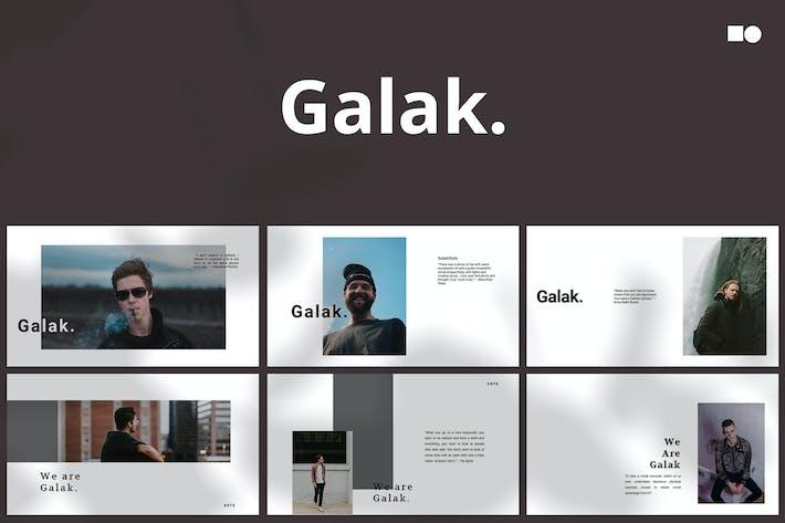 Thumbnail for Галак - Слайды Google