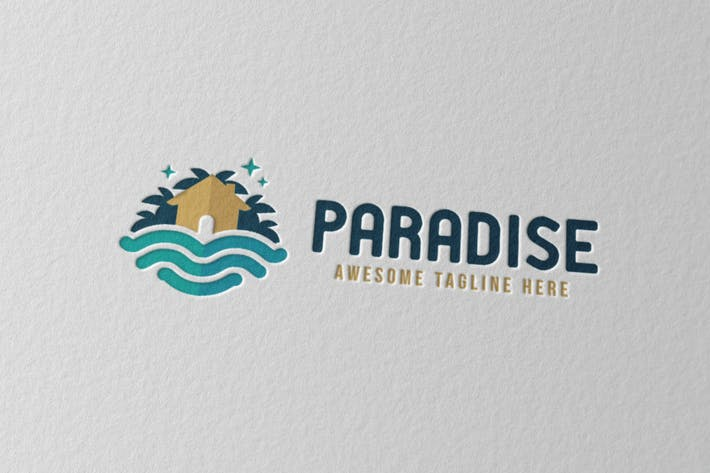 Thumbnail for Paradise Logo