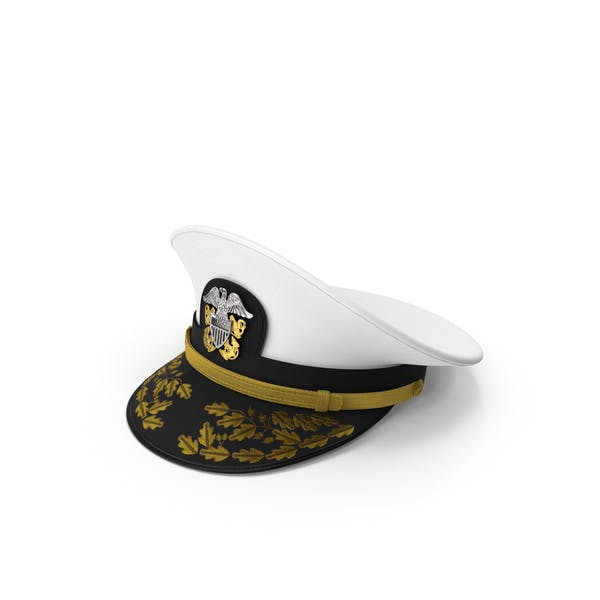 Admiral Combination Hat