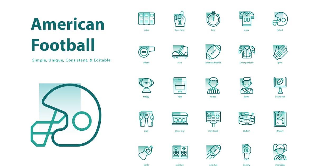 Download American Football (Shape) by kerismaker