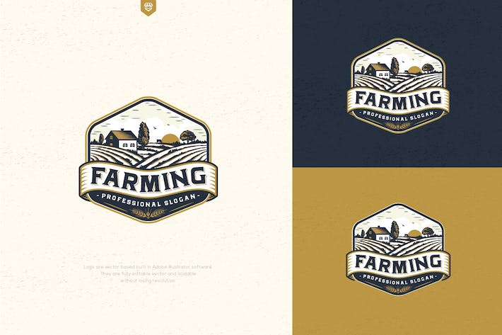 Thumbnail for Farming Logo