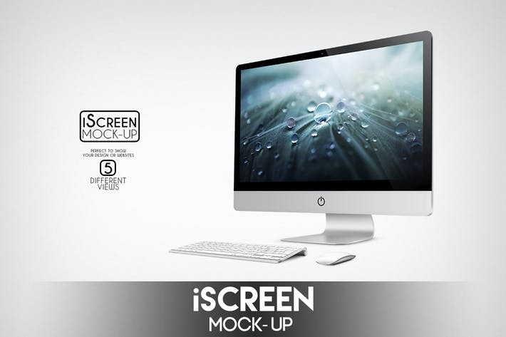 Thumbnail for iScreen Mock-up