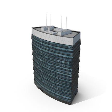 Городской небоскреб