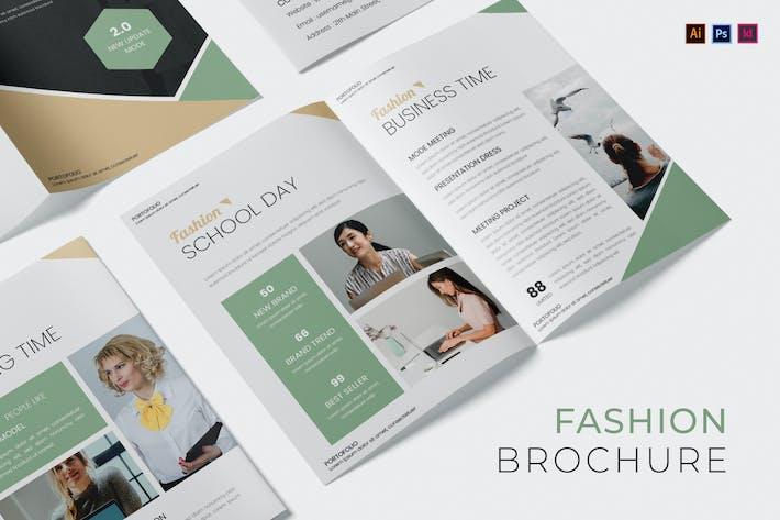 Thumbnail for Brochure Catalogue de Mode