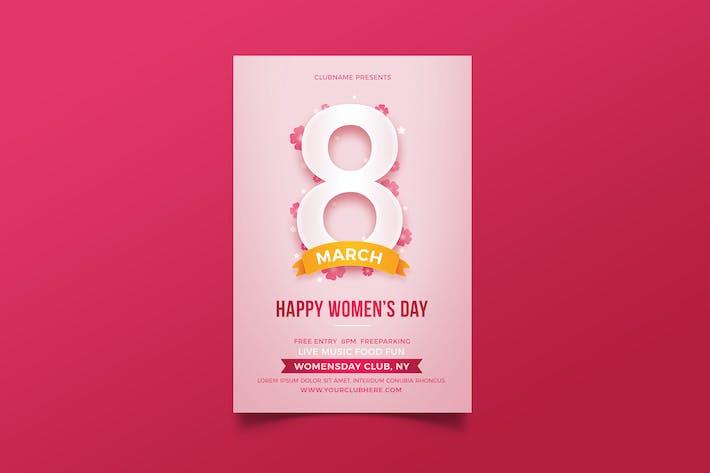 Fête de jour pour femmes