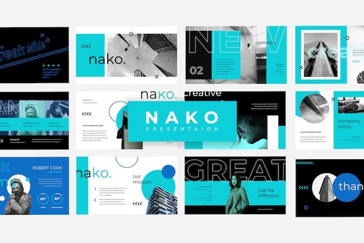 Nako Keynote Presentation