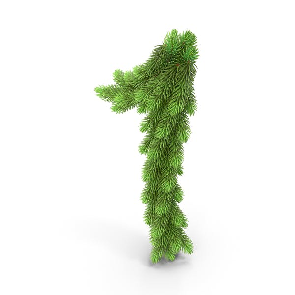 Thumbnail for Christmas Tree Garland 1