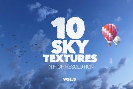 Sky Texturen x10 vol3