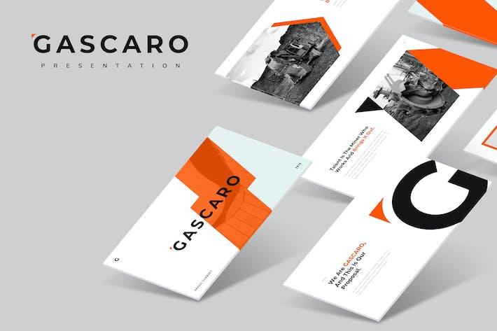 Thumbnail for Gascaro Google Slides