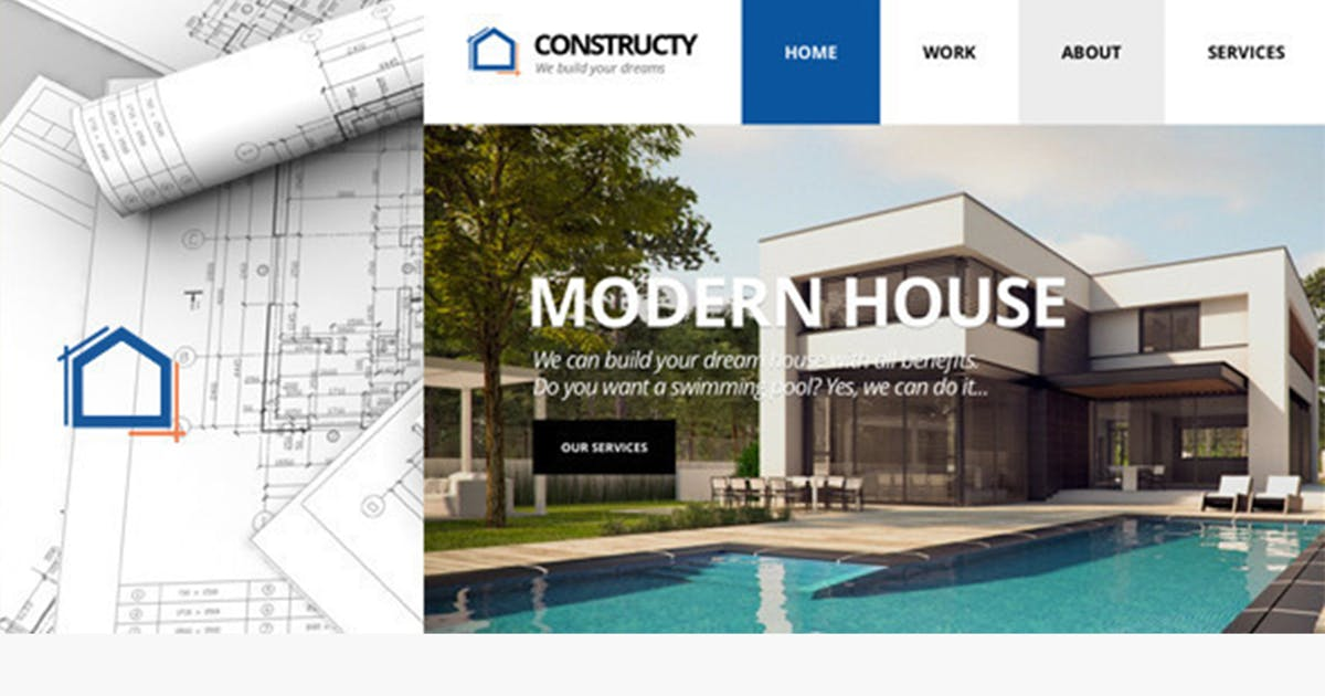 Download Constructy - Construction Business Building Theme by max-themes