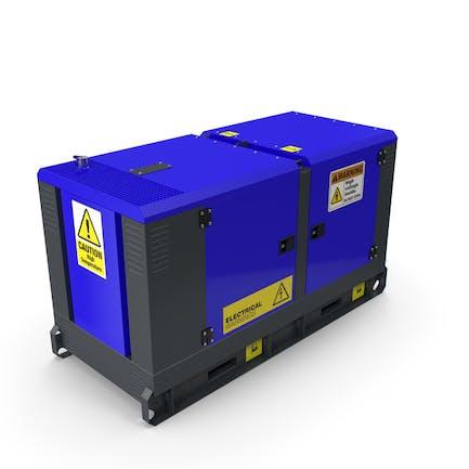 Power Generator Blue