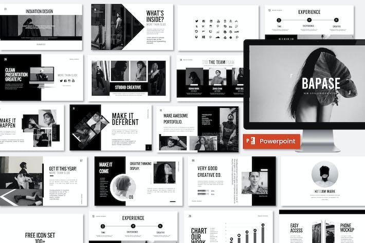 Thumbnail for Bapase Creative Business Presentation - JJ