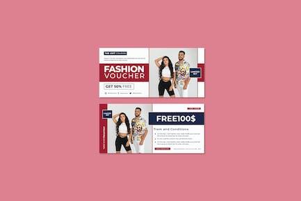 Coupon Fashion Voucher Vol.03