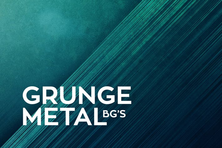 Thumbnail for Grunge Metal Backgrounds