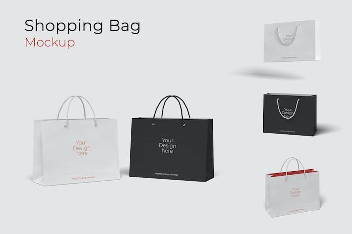 Shopping Bag Mockup Vol 01
