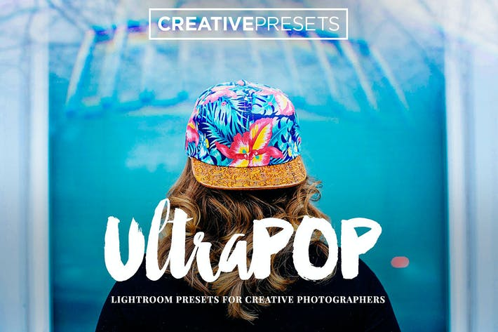 Thumbnail for UltraPOP Lightroom Presets