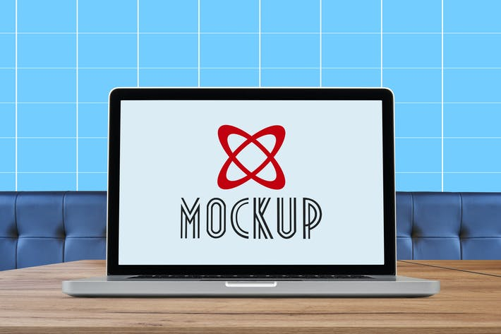 Thumbnail for Ordinateur portable-front\_Mockup