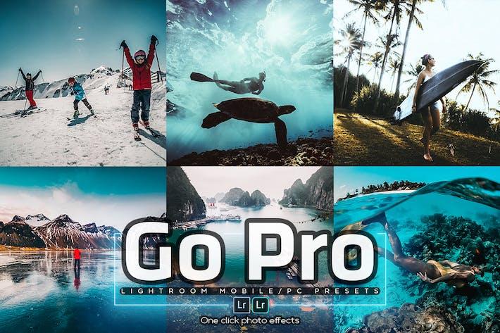 GOPRO Pack Presets