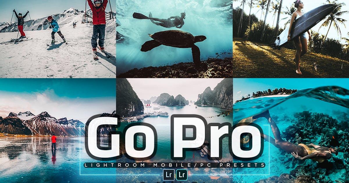 Download GOPRO Pack Presets by SupremeTones