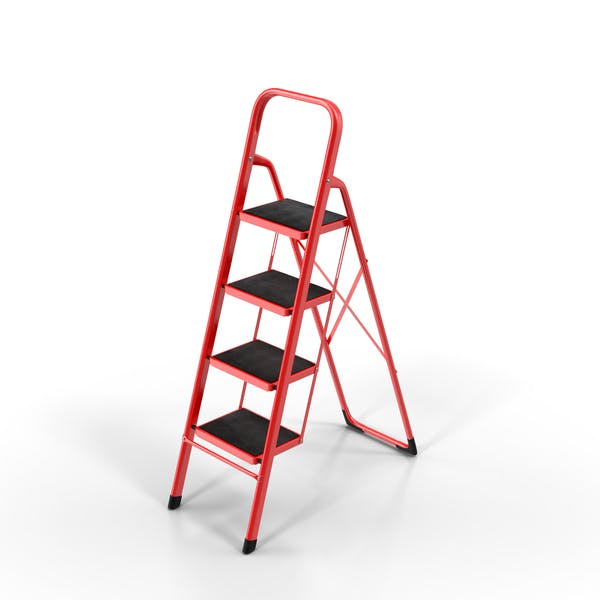 Escalera de escalón