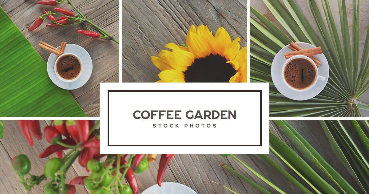 Download Coffee Garden - Stock Photo Bundle by MehmetRehaTugcu