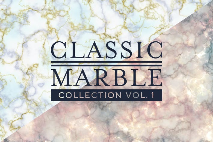 Cover Image For Classic Marble Collection Vol. 1