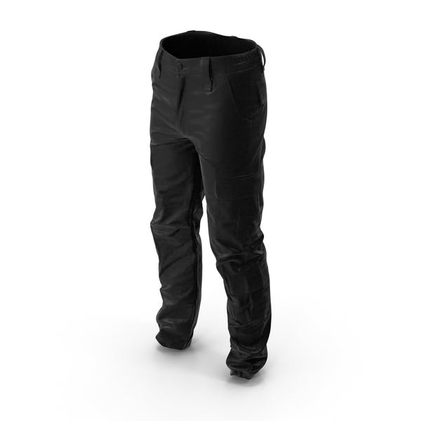 Thumbnail for Military Pants Desert Black
