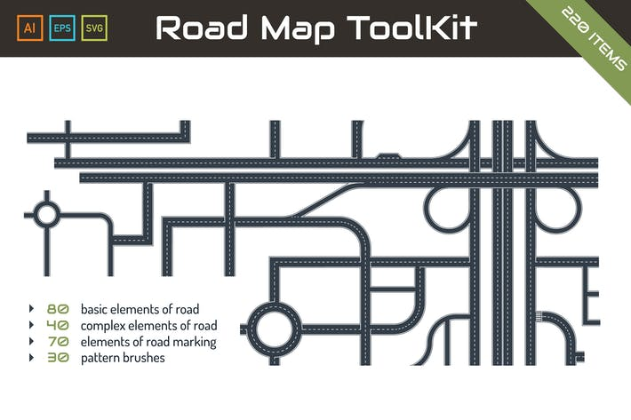 Cover Image For Road Map ToolKit