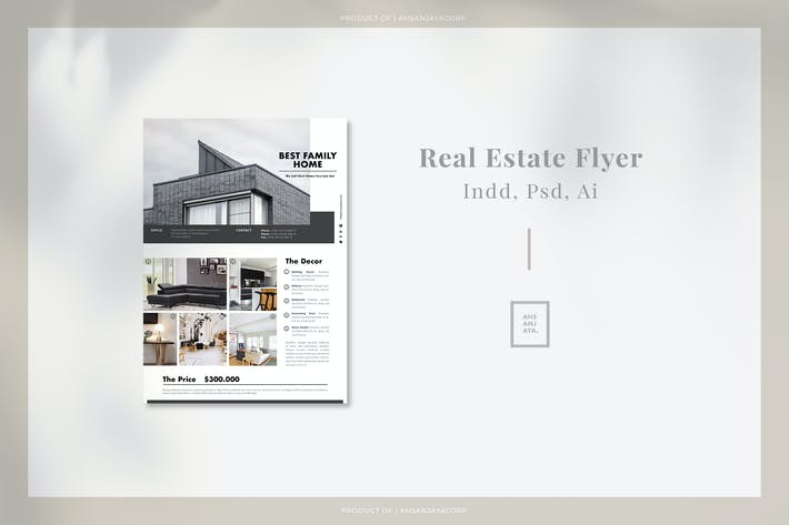 Thumbnail for Immobilien Flyer