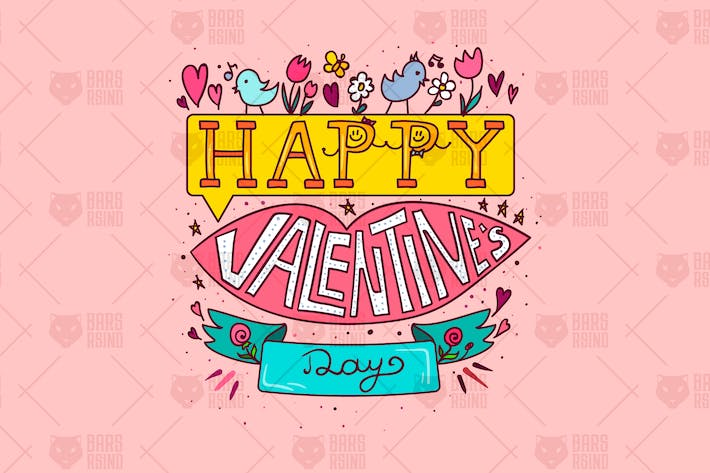 Cover Image For Happy Valentine's Day