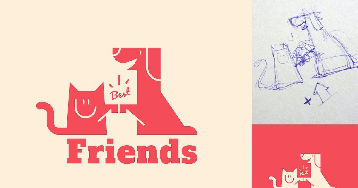 Download Best Friends Logo by spovv