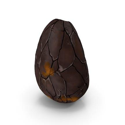 Peeled Roasted Cacao Cocoa Bean