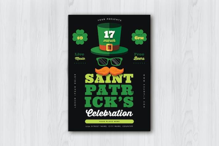 Saint Patricks dépliant